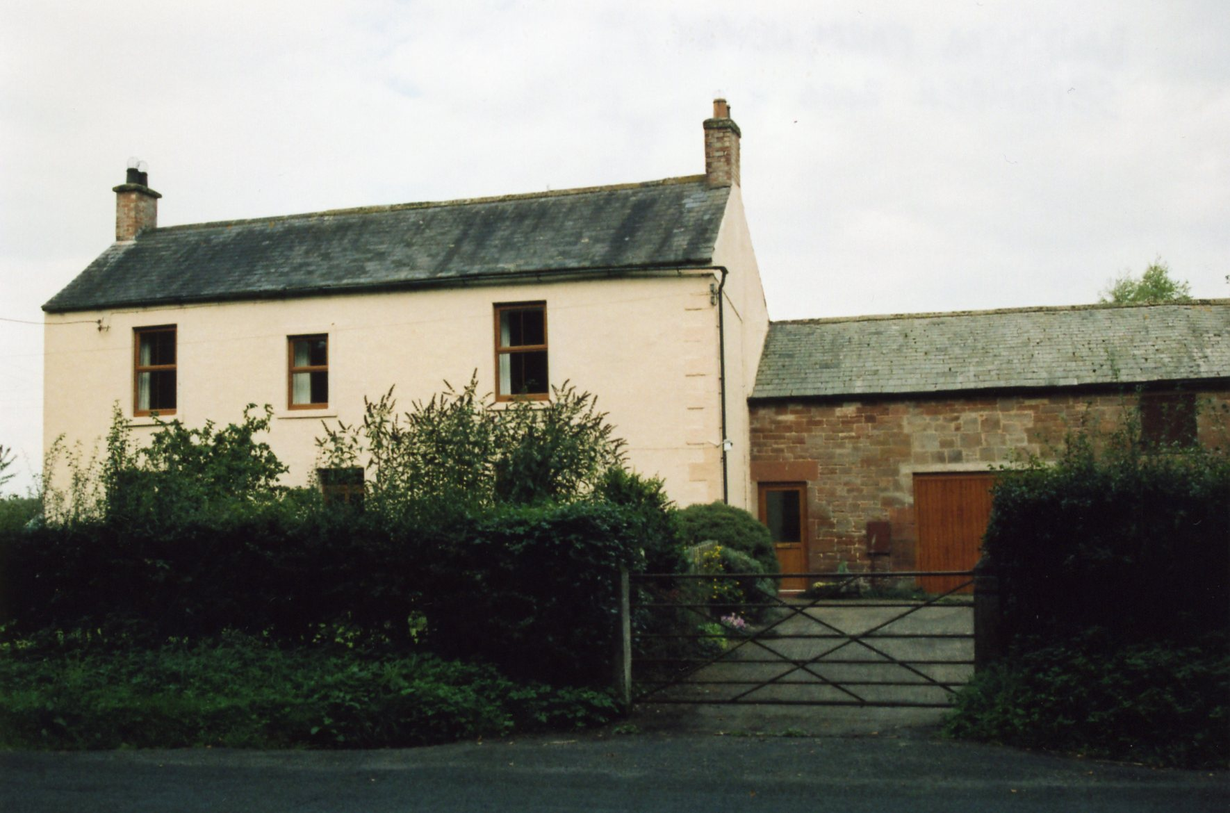 Bankhead Farm, Newby