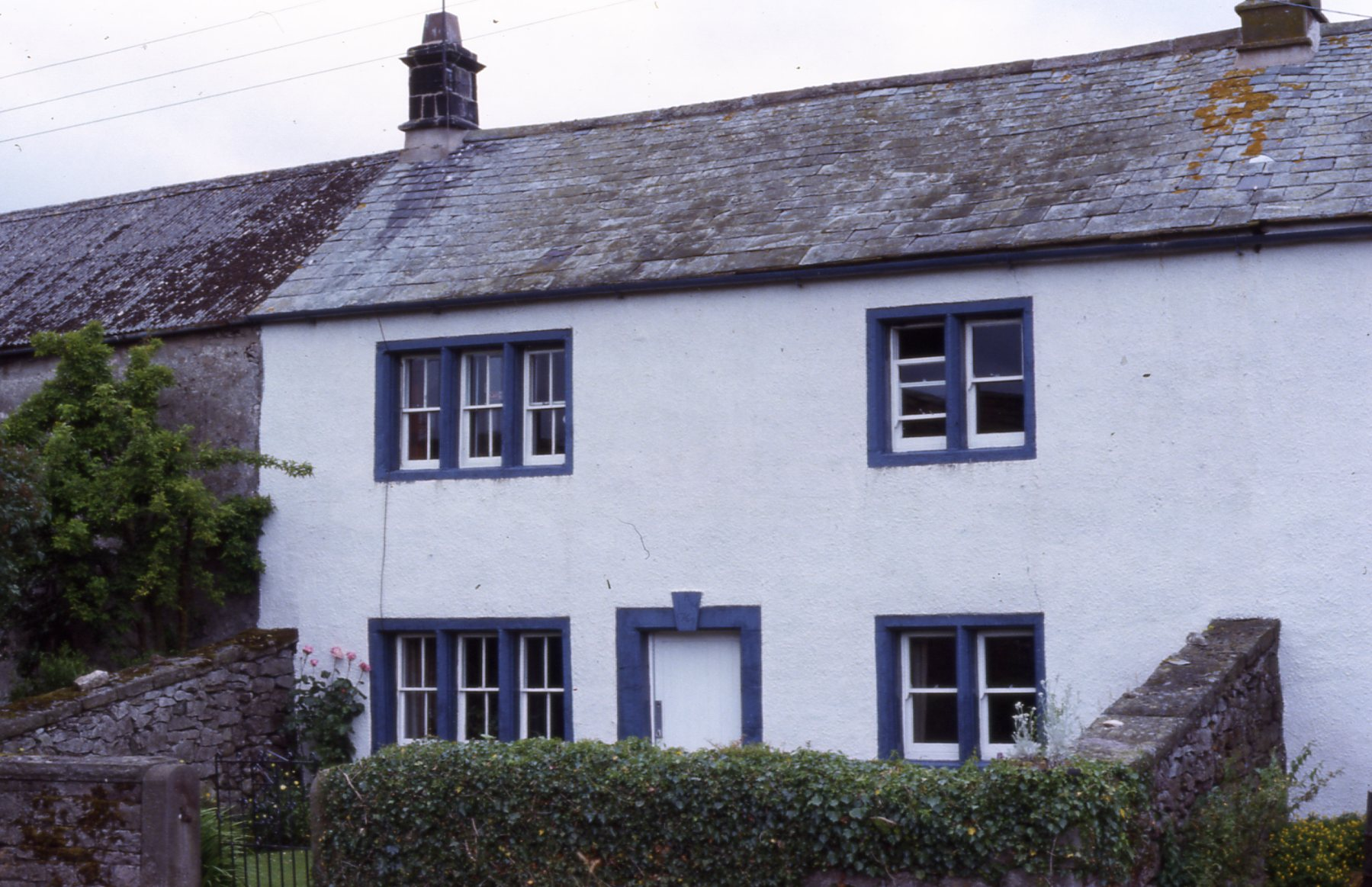 Little Blencow Farm, ca 2000