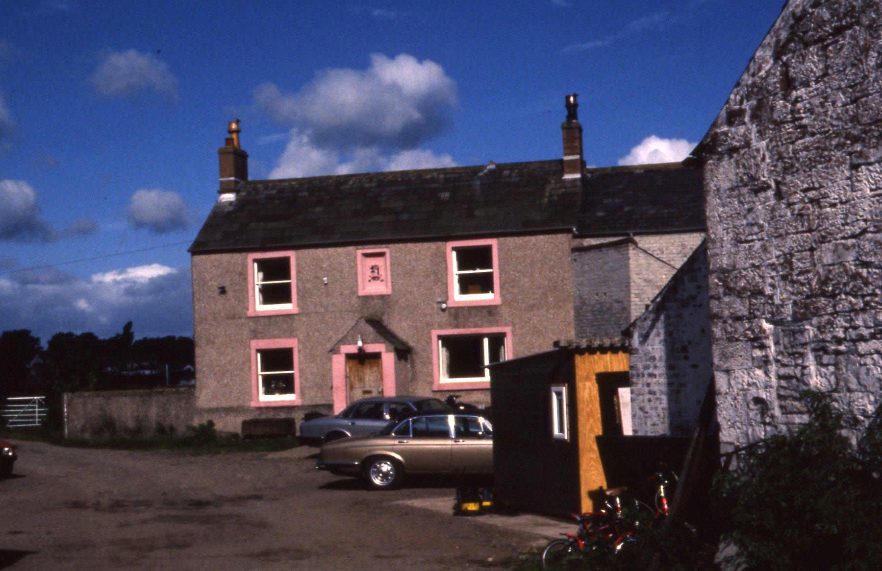 Langthwaite Farm 1989